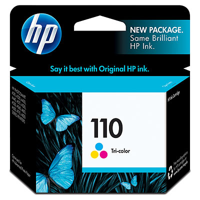 HP 110 Tri-color
