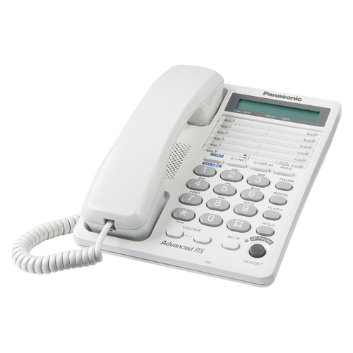 Panasonic 2-Line Integrated Telephone System