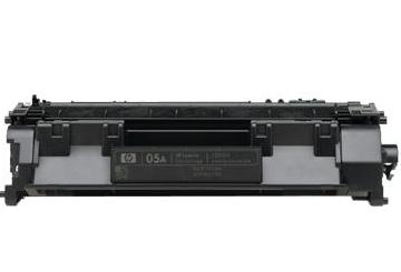 Black Toner Cartridge compatible with the HP (HP05A) CE505A