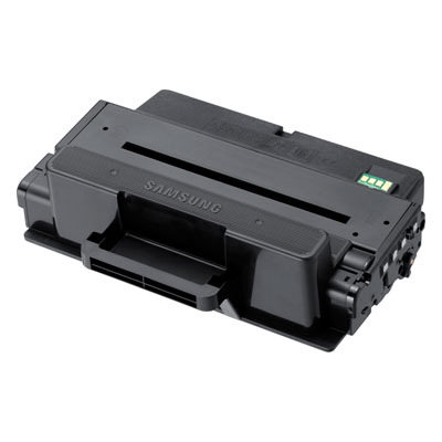 Black Laser Toner compatible with the Samsung MLTD205L