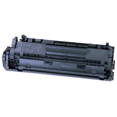 Remanufactured Black Toner Cartridge compatible with the HP (HP12A) Q2612A
