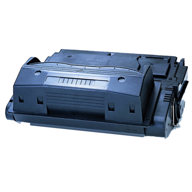 Remanufactured Black Toner Cartridge compatible with the HP 45A/ Q5945A
