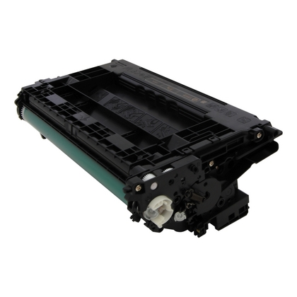 Compatible Premium Brand HP 37A CF237A Black Toner Cartridge