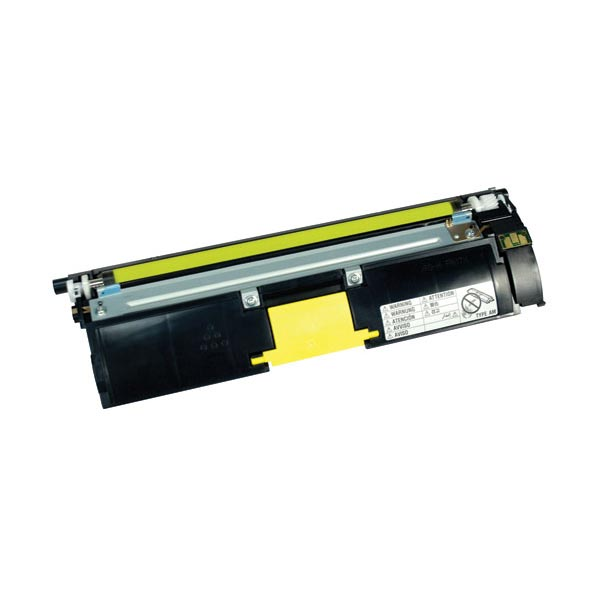 Konica Minolta 1710587-005 Yellow Toner Cartridge