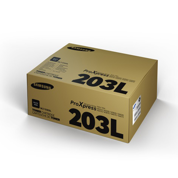 Samsung MLT-D203L/XAA SU901A High Yield Toner Cartridge
