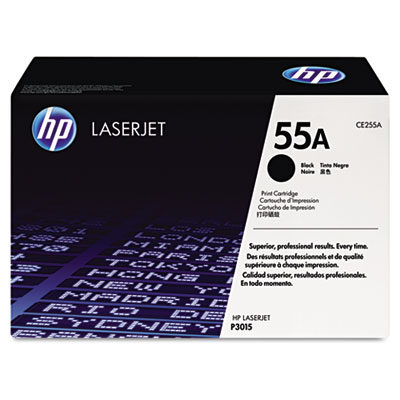 OEM toner for HP LaserJet P3015.