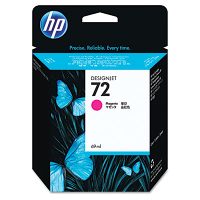 OEM dye-based ink for HP Designjet T610, T620, T770, T1100, T1200.