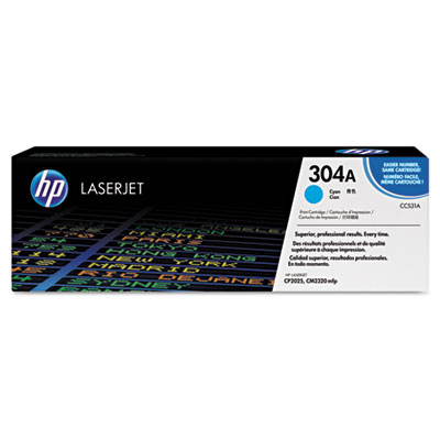 OEM toner for HP Color LaserJet M2320mfp Series, CP2025 Series.