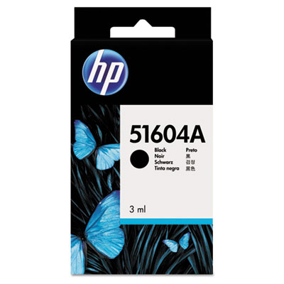 OEM printer inkjet cartridge for HP ThinkJet, QuietJet & QuietJet Plus produces a 550 page yield.