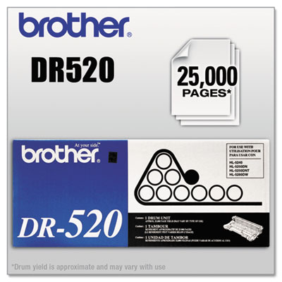DR-520 OEM drum unit Brother DCP-8060, 8065D, MFC-8460N, 8860DN, 8870DW.