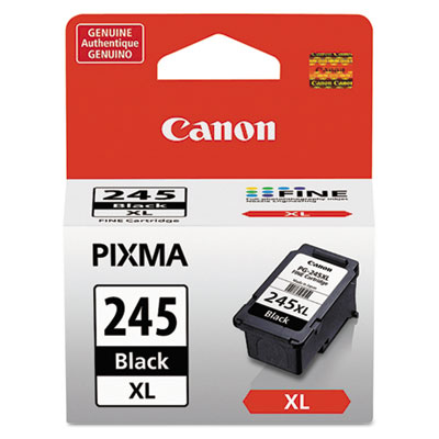 PG-245XL OEM ink for Canon Pixma MG2420 All-In-One.