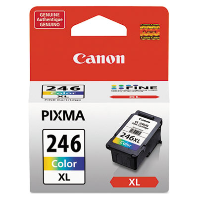 CL-246XL OEM ink for Canon Pixma MG2420 All-In-One.