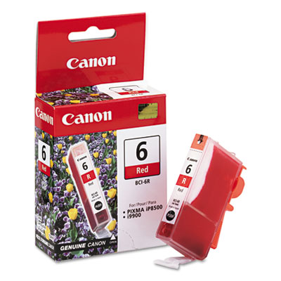 OEM ink tank for Canon® Canon® i990, iP8500 produces 370 pages at 5% coverage.