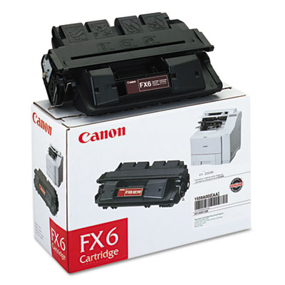 OEM toner cartridge for model Canon® L1000, LC3170, 3170MS, 3175, 3175MS, LBP52 produces 5,000 pages at 6% coverage.