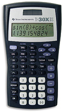 Texas Instruments TI-30X IIS calculator Pocket Scientific calculator Black