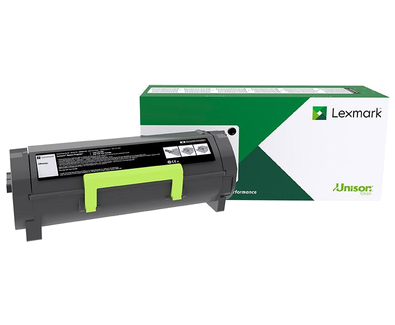 Lexmark 51B1X00 Laser toner 20000pages Black laser toner & cartridge