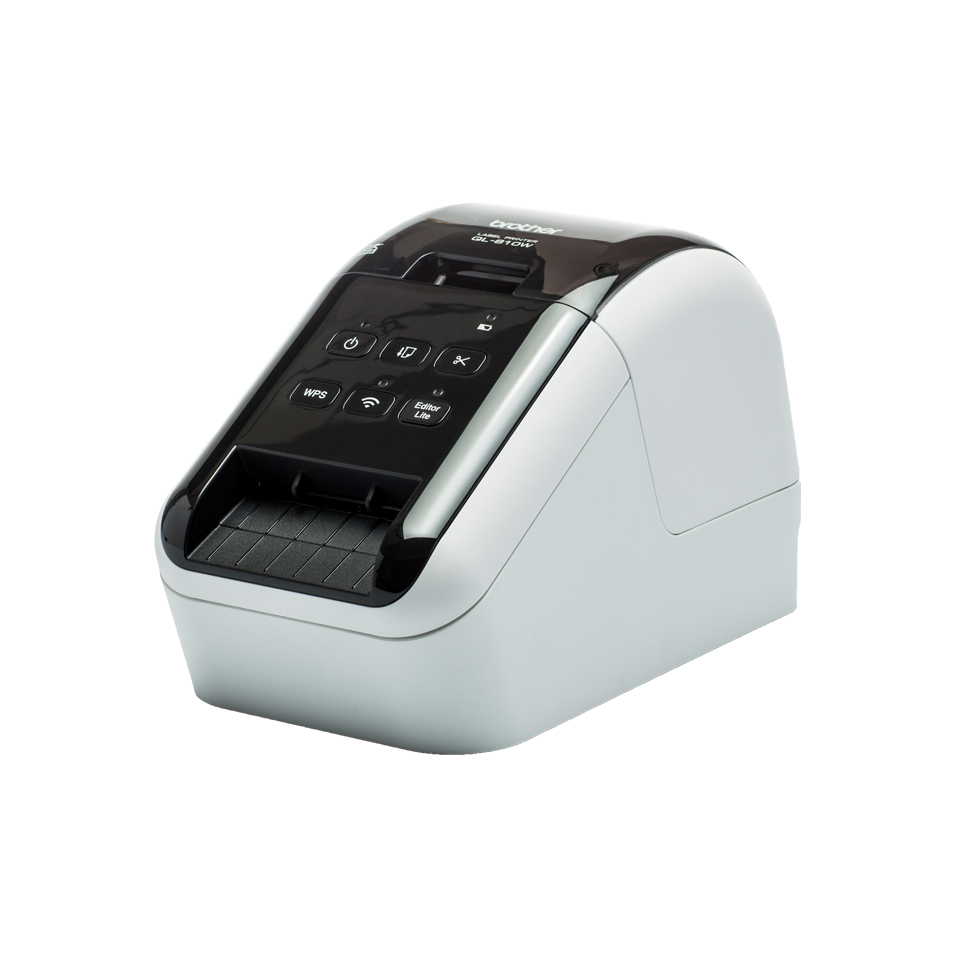 Brother QL-810W Direct thermal Color 300 x 600DPI BlackWhite label printer