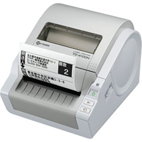 Brother TD-4100N Label Printer