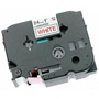 Brother Compatible TZ251 P-Touch Label Tape, Black on White