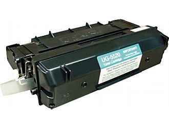 Black Toner Cartridge compatible with the Panasonic UG-5520