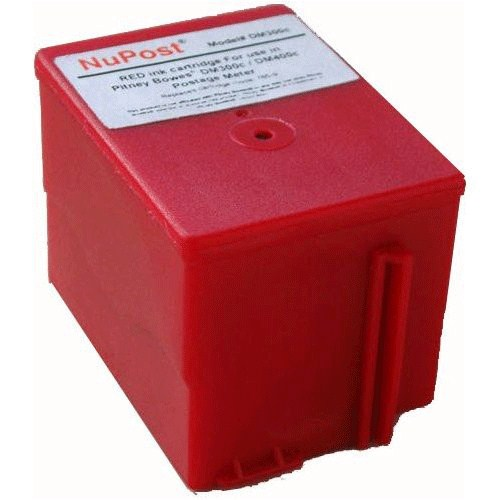 Pitney Bowes 765-9 Red Inkjet Cartridge