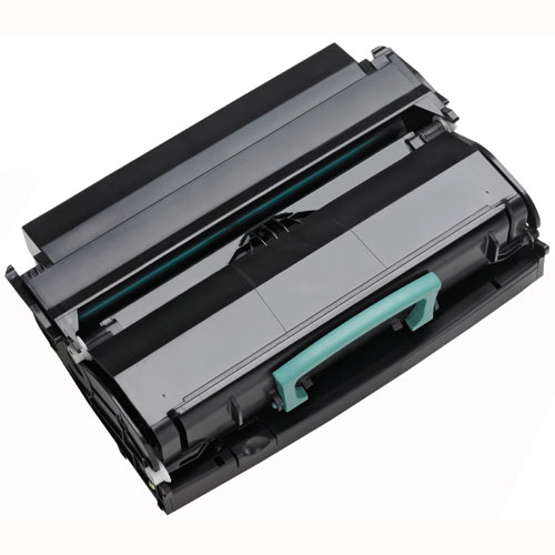 High Capacity Black Toner Cartridge compatible with the Dell 330-2667.