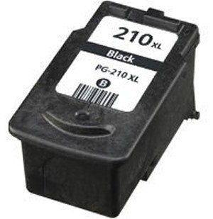 Compatible Premium Brand Canon PG-210 Black Inkjet Cartridge