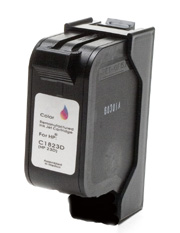 HP C1823D (HP 23) Color Inkjet Cartridge