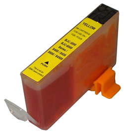 Compatible Premium Brand Canon 4482A003AA  , BCI-3eY Yellow Inkjet Cartridge