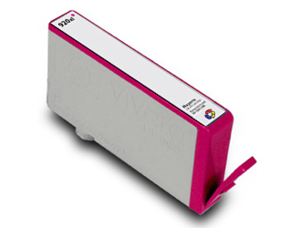 Magenta Inkjet Cartridge compatible with the HP (HP 920XL) CD973AN (700 page yield)