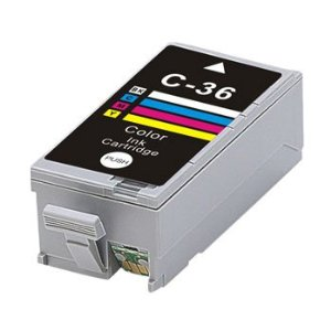 Compatible Premium Brand Canon 1511B002 , CLI-36 Color Inkjet Cartridge