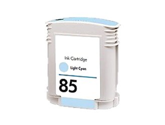Compatible Premium Brand HP HP 85 C9428A Remanufactured Light Cyan Inkjet Cartridge