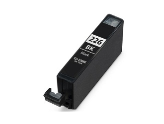 Compatible Premium Brand Canon CLI-226Bk High Yield Black Inkjet Cartridge