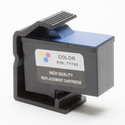 Tri-Color Inkjet Cartridge compatible with the Dell (7Y745) 310-3541