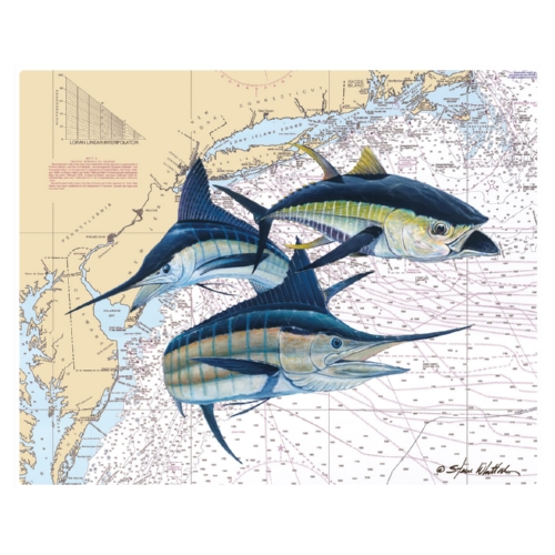North Atlantic Offshore by Steve Whitlock 12 x 15 Gourmet Size