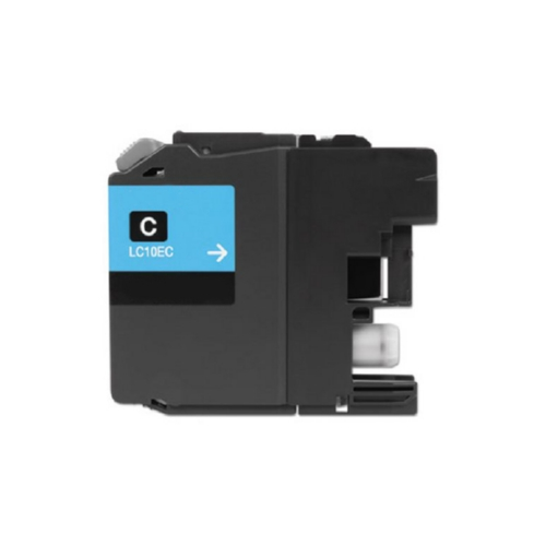 Brother LC10EC Cyan Inkjet Cartridge