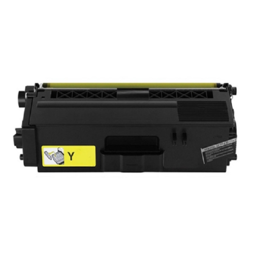 Yellow Toner Cartridge compatible with the Brother TN336Y