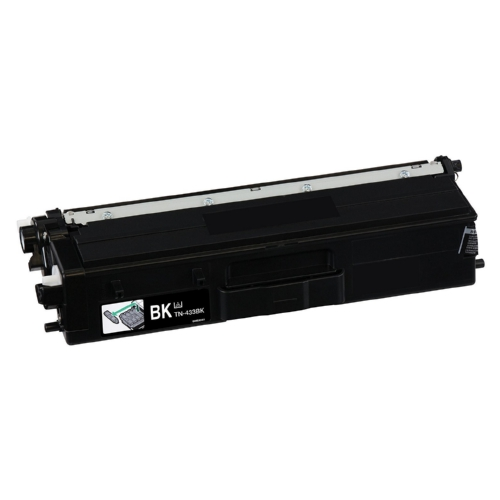 Brother TN-433BK Black Toner Cartridge
