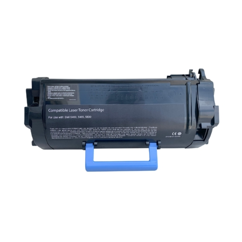 Black Toner Cartridge compatible with the Dell 331-9757 , 331-9795