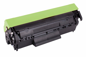 Dual Pack HP CF283A (HP 83A) Black Toner Cartridge