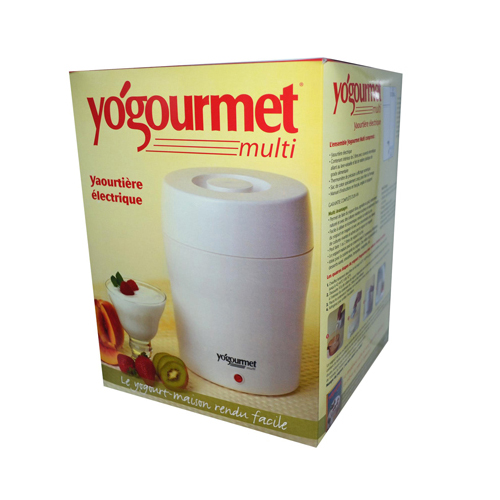 Yogourmet 2 Qt. EleCenteric Yogurt Maker - 1 Unit