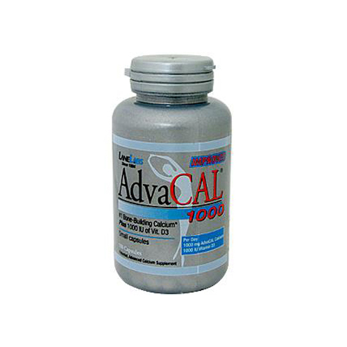 Lane Labs AdvaCal Ultra 1000 - 150 Capsules