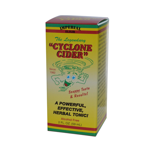Cyclone Cider Herbal Tonic - 2 fl oz