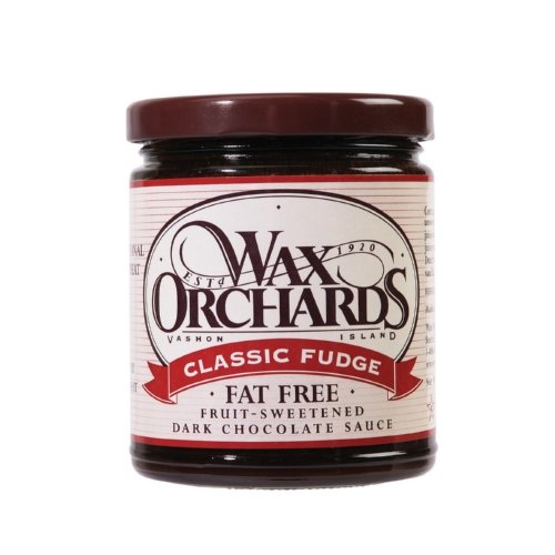 Wax Orchards Topping - Classic Fudge - 11 oz