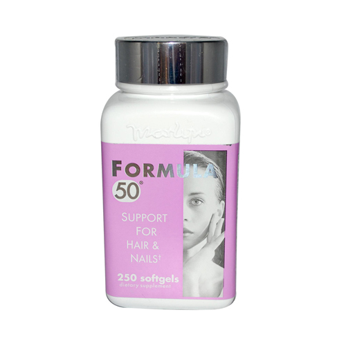 Naturally Vitamins Marlyn Formula 50 - 250 Softgels