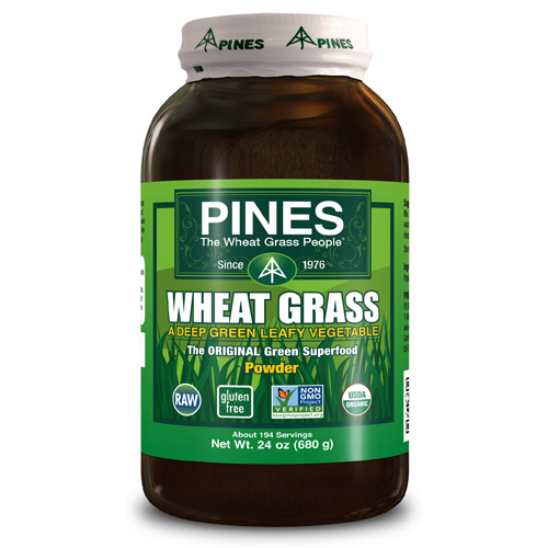 Pines International Wheat Grass Powder - 24 oz
