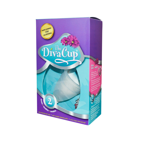 DivaCup Model 2 Post Childbirth - 1 Cup