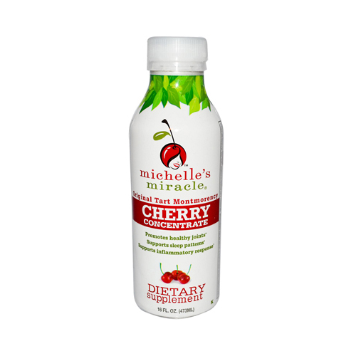 Michelles Miracle Original Tart Montmorency Cherry Concentrate - 16 fl oz