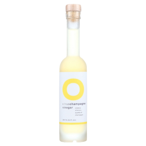 O Olive Oil Vinegar - Citrus Champagne - 6.8 oz - case of 6
