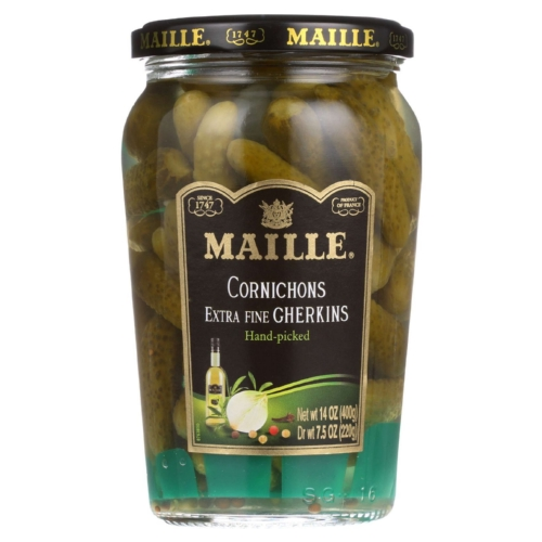 Maille Cornichons - 7.5 oz - case of 12